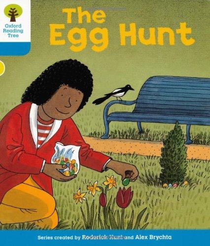 Oxford Reading Tree: Level 3: Stories: The Egg Hunt (Paperback): Roderick Hunt, Gill Howell