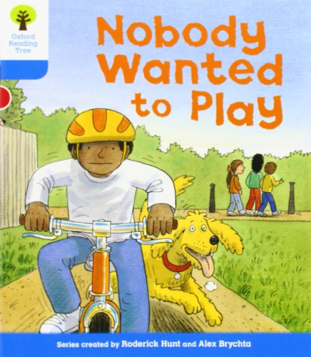 9780198481744: Oxford Reading Tree: Level 3: Stories: Nobody Wanted to Play