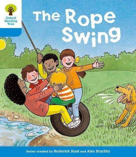 9780198481751: The Rope Swing. Roderick Hunt, Gill Howell (Oxford Reading Tree)