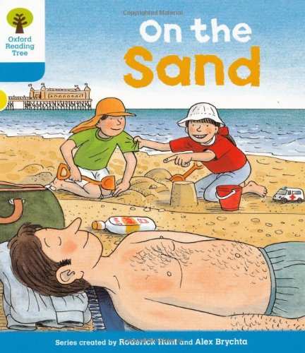 9780198481768: Oxford Reading Tree: Level 3: Stories: On the Sand