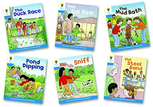 9780198481782: Oxford Reading Tree: Stage 3: First Sentences: Pack of 6