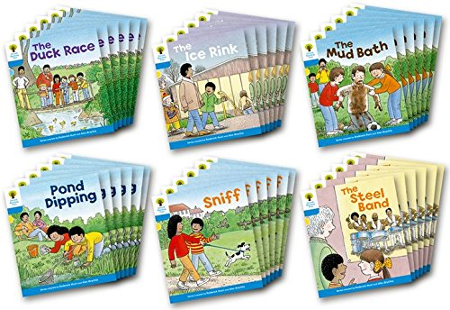 9780198481799: Oxford Reading Tree: Level 3: First Sentences: Class Pack of 36