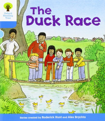 9780198481805: The Duck Race. Roderick Hunt, Gill Howell (Oxford Reading Tree)