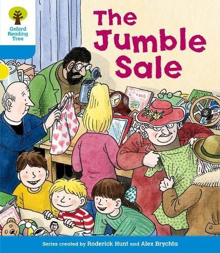 9780198481911: Oxford Reading Tree: Level 3: More Stories A: The Jumble Sale