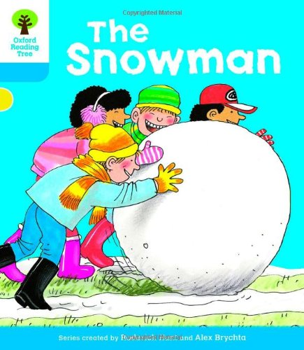 9780198481942: Oxford Reading Tree: Level 3: More Stories A: The Snowman