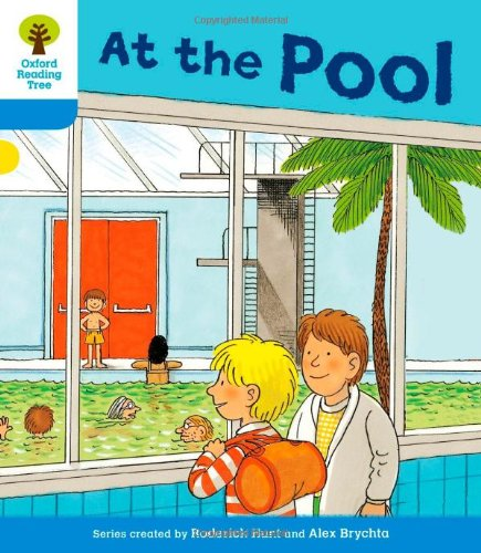 9780198481980: Oxford Reading Tree: Level 3: More Stories B: At the Pool