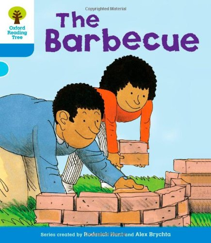 9780198481997: Oxford Reading Tree: Level 3: More Stories B: The Barbeque
