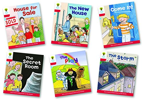 9780198482055: Oxford Reading Tree Biff, Chip and Kipper Level 4. Stories: Mixed Pack of 6