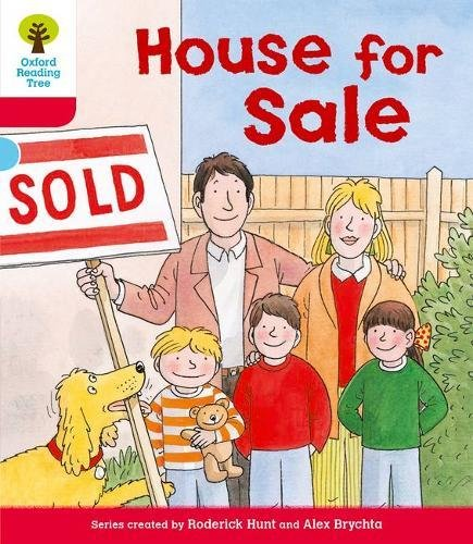 9780198482086: Oxford Reading Tree: Level 4: Stories: House for Sale (Ort Stories)