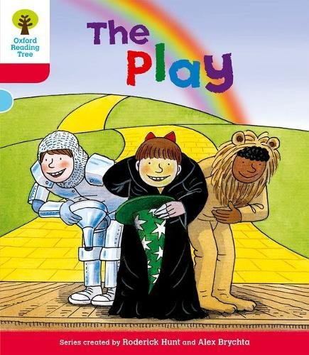 9780198482123: Oxford Reading Tree: Level 4: Stories: The Play (Ort Stories)