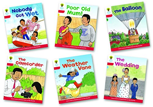 9780198482147: Oxford Reading Tree: Stage 4: More Stories A: Pack of 6