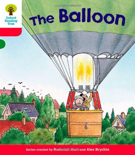 9780198482161: Oxford Reading Tree: Level 4: More Stories A: The Balloon