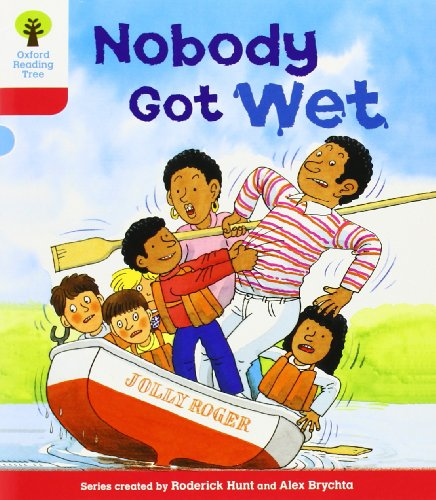 9780198482185: Oxford Reading Tree: Level 4: More Stories A: Nobody Got Wet