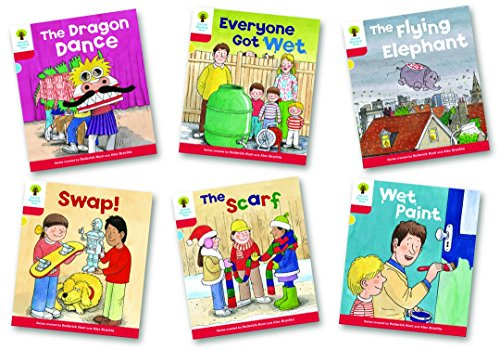 9780198482239: Oxford Reading Tree: Level 4: More Stories B: Pack of 6 (Oxford Reading Tree, Biff, Chip and Kipper Stories New Edition 2011)