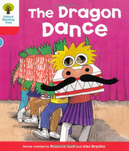 9780198482260: Oxford Reading Tree: Level 4: More Stories B: The Dragon Dance