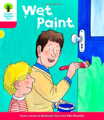 9780198482291: Oxford Reading Tree: Level 4: More Stories B: Wet Paint (Ort More Stories)