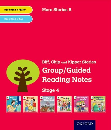 9780198482314: Oxford Reading Tree: Level 4: More Stories B: Group/Guided Reading Notes