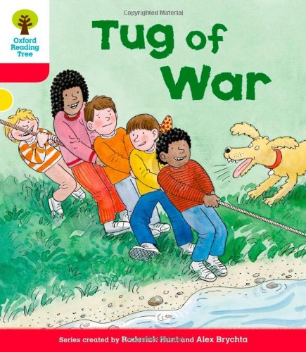 9780198482352: Oxford Reading Tree: Level 4: More Stories C: Tug of War (Ort More Stories)