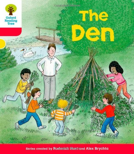 9780198482383: Oxford Reading Tree: Level 4: More Stories C: The Den