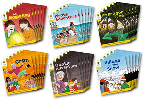 Oxford Reading Tree: Stage 5: Stories: Class Pack of 36: Hunt, Roderick; Miles, Liz