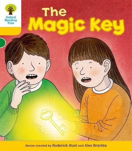 9780198482437: Oxford Reading Tree: Level 5: Stories: The Magic Key