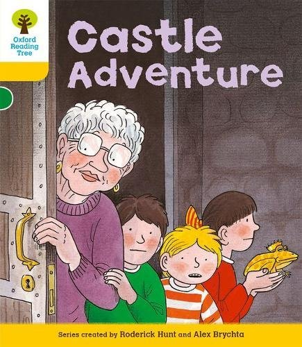 9780198482475: Oxford Reading Tree: Level 5: Stories: Castle Adventure