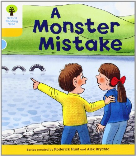 9780198482536: Monster Mistake (Oxford Reading Tree)