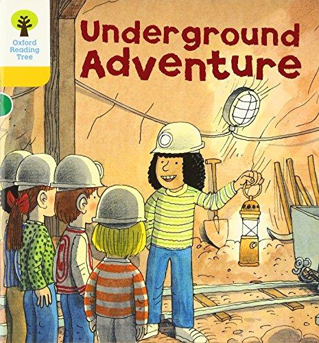 Underground Adventure: Hunt, Roderick