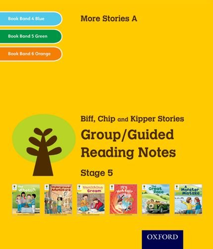 9780198482581: Oxford Reading Tree: Level 5: More Stories A: Group/Guided Reading Notes