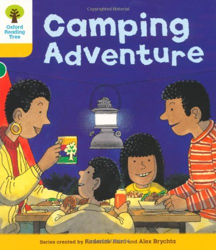 9780198482611: Camping Adventure (Oxford Reading Tree)