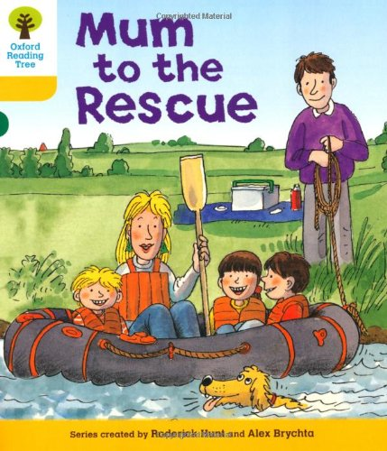9780198482635: Oxford Reading Tree: Level 5: More Stories B: Mum to Rescue