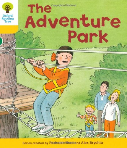 9780198482710: Oxford Reading Tree: Level 5: More Stories C: The Adventure Park