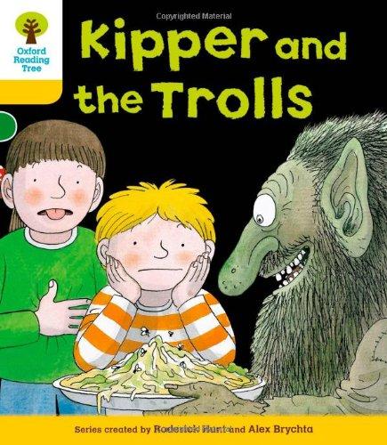 Kipper and the Trolls: Hunt, Roderick