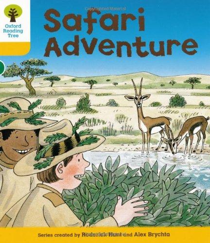 9780198482734: Oxford Reading Tree: Level 5: More Stories C: Safari Adventure