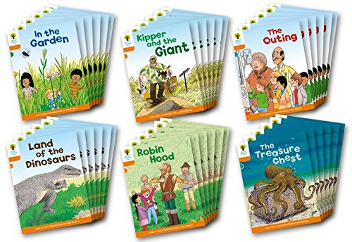 Oxford Reading Tree: Stage 6: Stories: Class Pack of 36: Hunt, Roderick; Miles, Liz