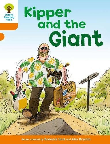9780198482819: Oxford Reading Tree: Level 6: Stories: Kipper and the Giant