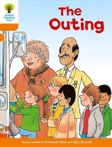 9780198482826: Oxford Reading Tree: Level 6: Stories: The Outing