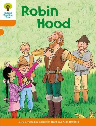 9780198482833: Oxford Reading Tree: Level 6: Stories: Robin Hood