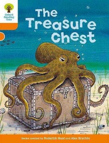 9780198482840: Oxford Reading Tree: Level 6: Stories: The Treasure Chest