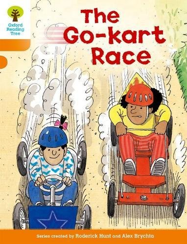 9780198482918: Oxford Reading Tree: Level 6: More Stories A: The Go-kart Race