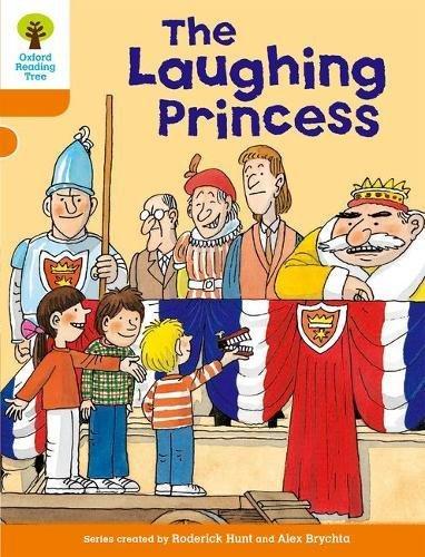 9780198482932: Laughing Princess (Oxford Reading Tree)