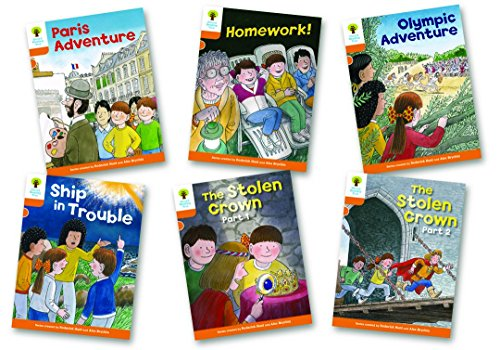 9780198482956: Oxford Reading Tree: Stage 6: More Stories B: Pack of 6 (Oxford Reading Tree: Level 6)