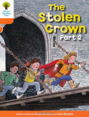 9780198482994: Oxford Reading Tree: Level 6: More Stories B: The Stolen Crown Part 2
