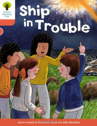 9780198483021: Ship in Trouble (Oxford Reading Tree)