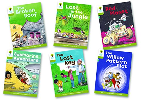 9780198483045: Oxford Reading Tree: Level 7: Stories: Pack of 6