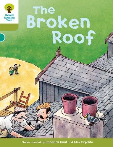 9780198483069: Oxford Reading Tree: Level 7: Stories: The Broken Roof
