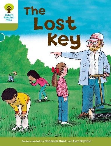 9780198483083: Lost Key (Oxford Reading Tree)