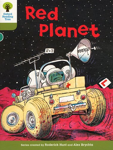 9780198483090: Oxford Reading Tree: Level 7: Stories: Red Planet