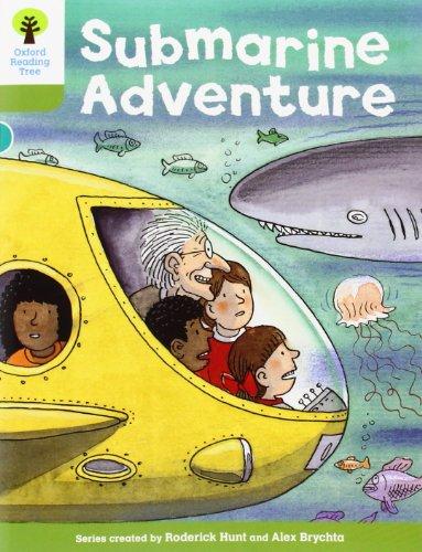 9780198483113: Oxford Reading Tree: Level 7: Stories: Submarine Adventure