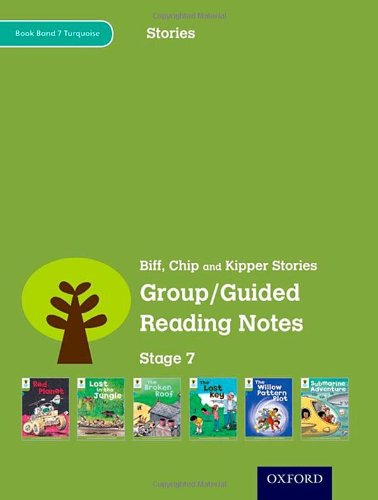 9780198483120: Oxford Reading Tree: Level 7: Stories: Group/Guided Reading Notes